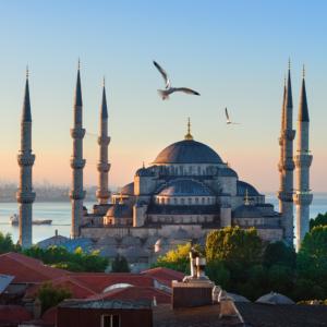 Turquía con Isla Griega Quios